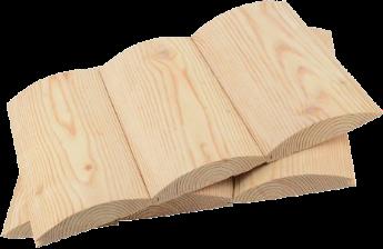 Материалы из сибирской листвинницы
