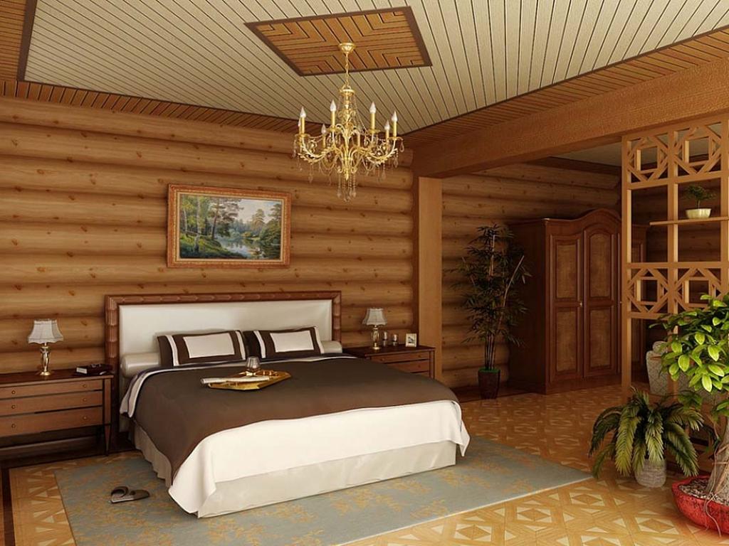 Дизайн внутренняя деревянная отделка