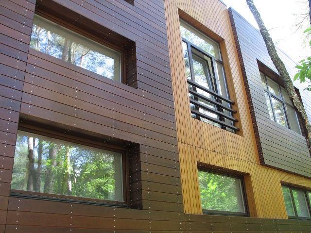 Отделка и утепление фасадов цена