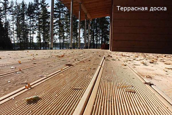 Террасная доска монтаж на деревянные лаги инструкция