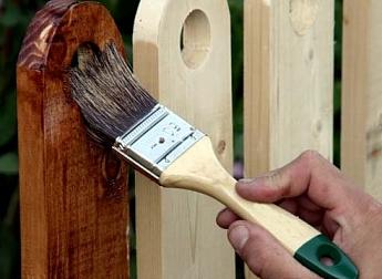 Биозащита древесины