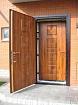 Утеплить деревянную дверь